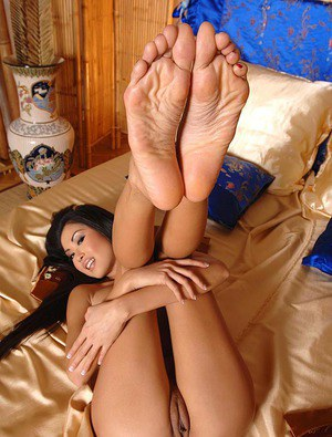 Asian Foot Pics 100